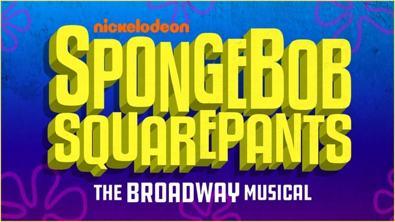 Sponge Bob Musical Chicago 2016