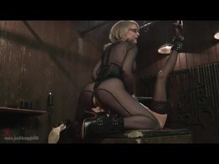 госпожа и рабыня Maitresse Madeline Nina Hartley [BDSM, Domination. porno, Sex, hard, rough, бдсм, секс, жестко]