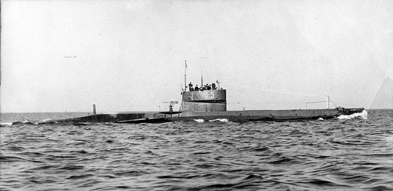 Подводные лодки дореволюционной постройки –участники Великой Отечественной войны, изображение №4