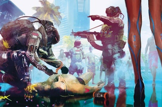 Cyberpunk 2077 Concept arts