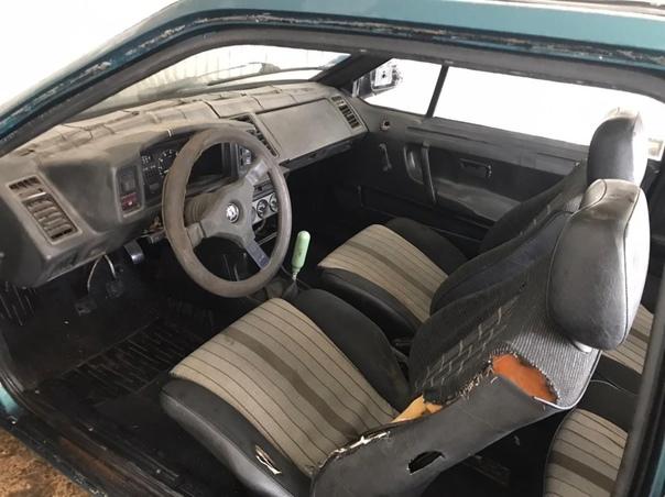 Продам Volkswagen scirocco 1988 год 1,8 механика М...