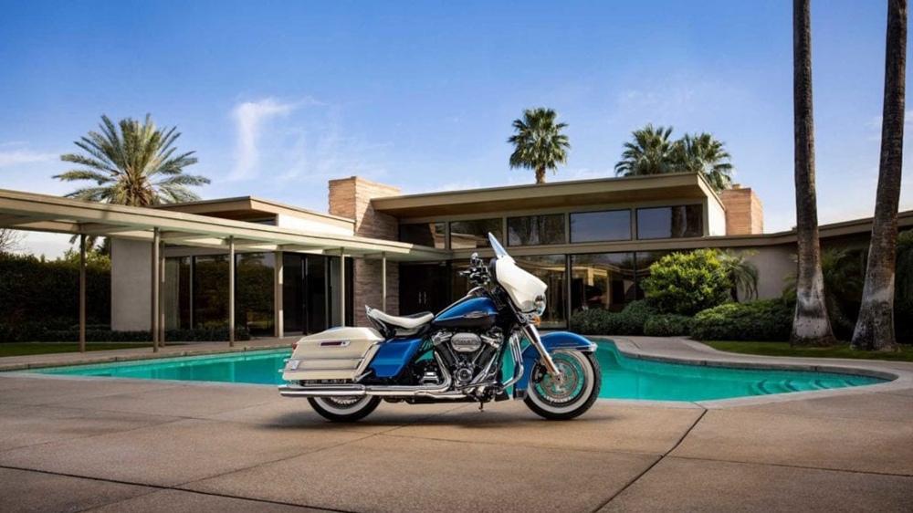 Мотоцикл Harley-Davidson Electra Glide Revival 2021