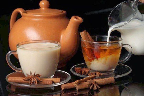 Загадочный йоговский чай