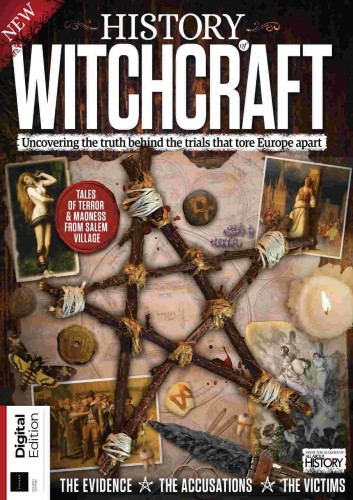 All About History - History of Witchcraft - Fourth Edition 2020