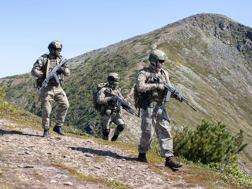Боевые действия в горах, изображение №5