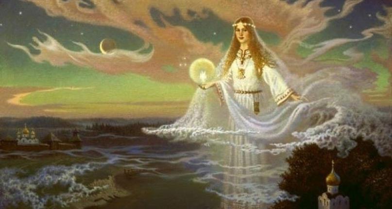 Берегиня. Матушка – сырая Богородица, изображение №4