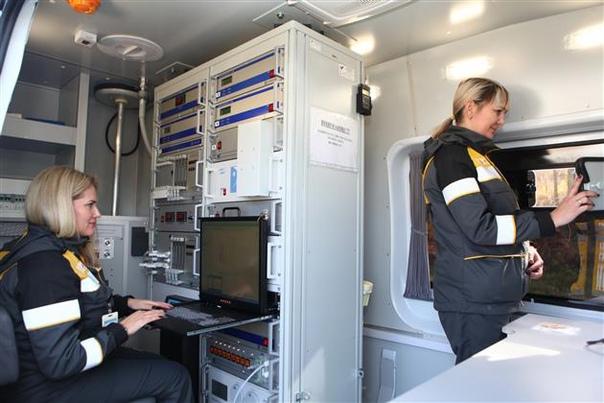 В Новокуйбышевской нефтехимической компании заработал моб...
