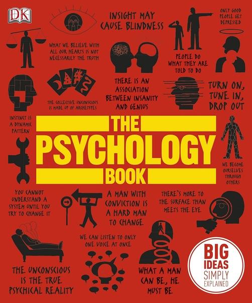 The Psychology Book (DK)
