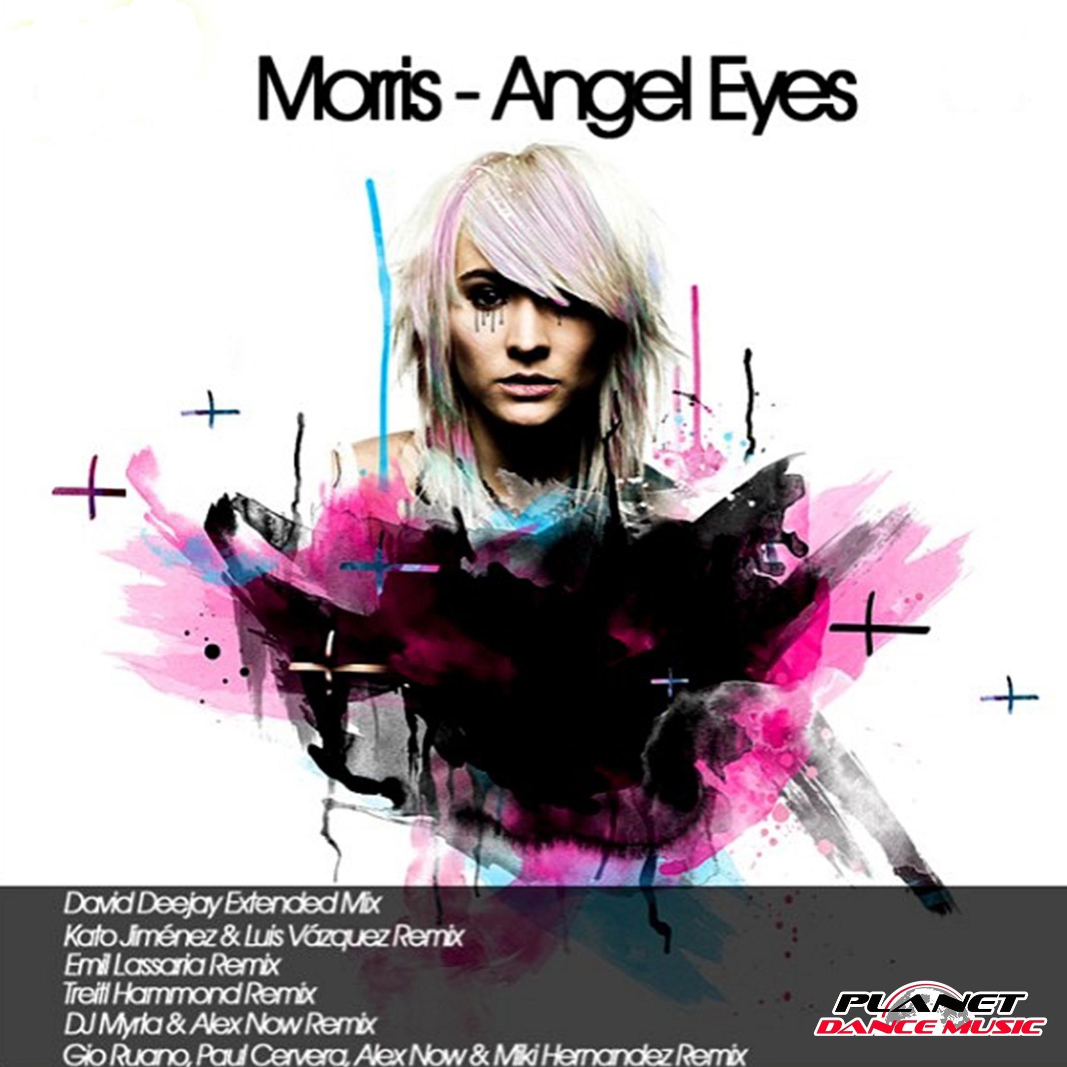 Morris album Angel Eyes