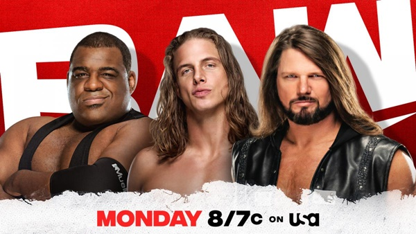 WWE Monday Night RAW 30.11.2020