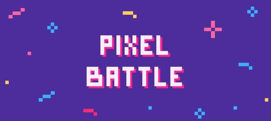 Pixel Battle