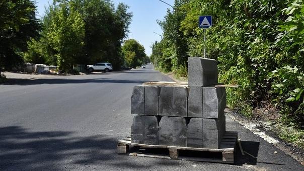 Срок завершения капремонта улицы Буденновской в Новочеркасске передвинули на три недели