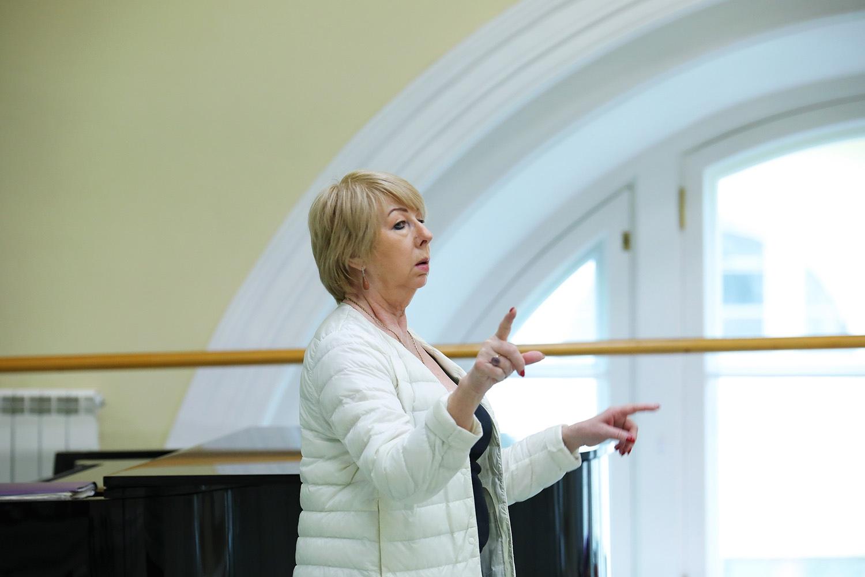 М.А. Грибанова