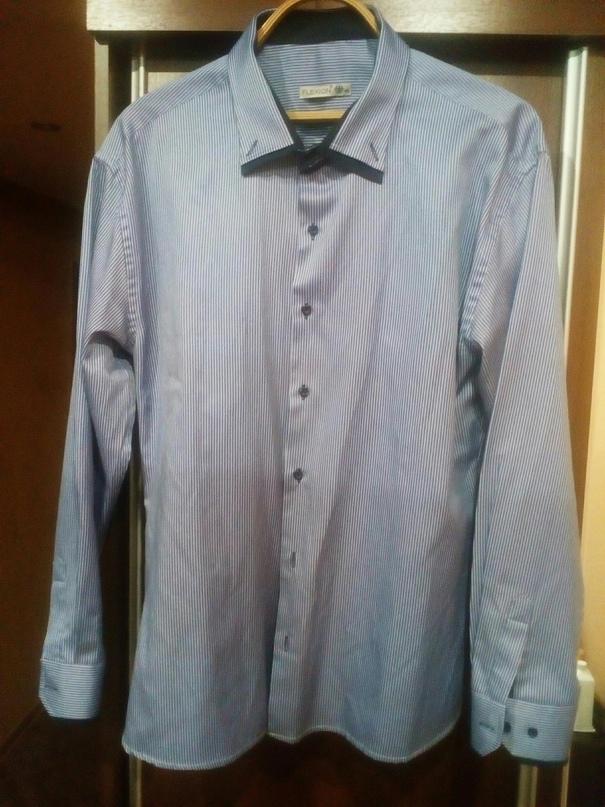 Новая рубашка, приталенная на рост 178-182,   Объявления Орска и Новотроицка №28850