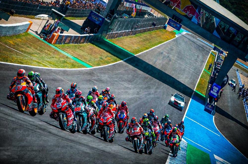 Результаты Гран При Хереса 2021