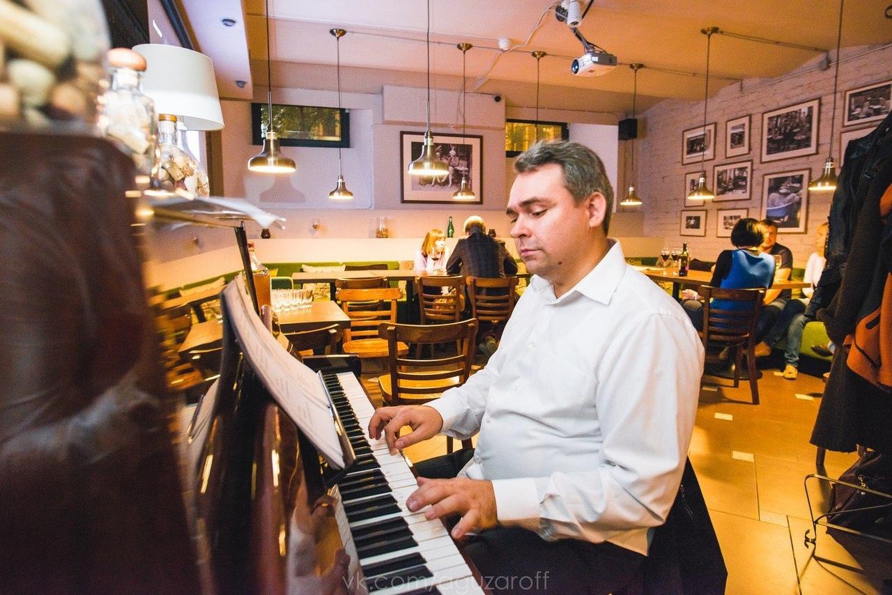 30.07 A.V. Prof's Band в  блюз-клубе Mojo!
