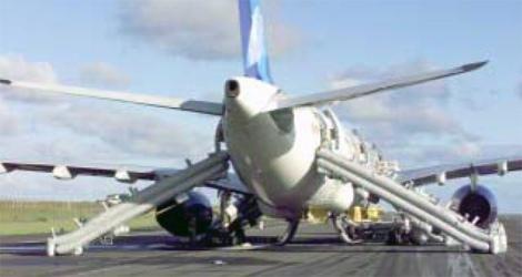 Как экипажу самолёта пришлось проявлять героизм из-за халатности техников