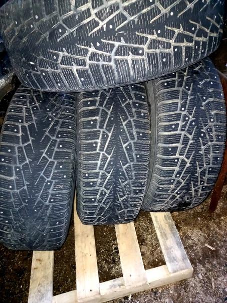 Продам зимние шины Cordiant Snow Cross265/65/R17 S...