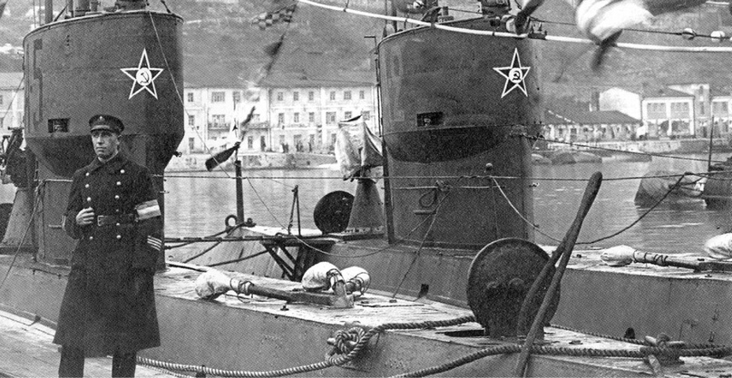 Подводные лодки дореволюционной постройки –участники Великой Отечественной войны, изображение №1
