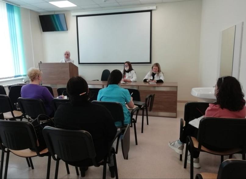 На базе детской поликлиники состоялось очередное заседание Комитета Пациентов.