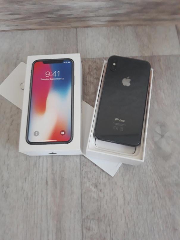 Купить в отличном состоянии айфон 10 ,все | Объявления Орска и Новотроицка №28819