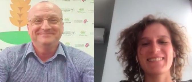 Взаимодействие АНО «Центр реализации социальных волонтерских инициатив «Корпорация добра» и Фонда поддержки гражданского общества Кубани обсудили в ходе онлайн-диалога