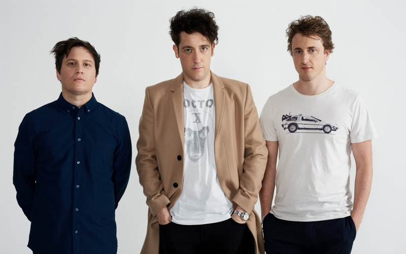 The Wombats ''If You Ever Leave, I'm Coming With You''