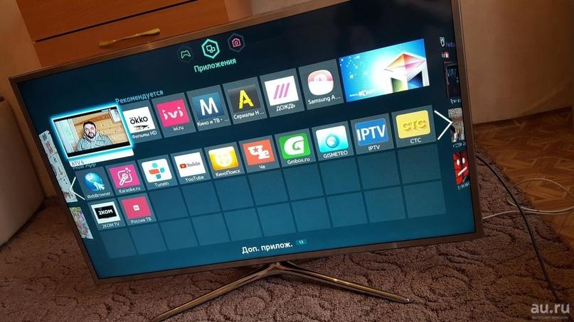 ВСТРОЕНЫЙ  Full HD Smart tv wifi Android 32 дюйма 108cm | Объявления Орска и Новотроицка №13758