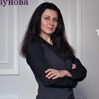 Фотография Оксаны Глазуновой