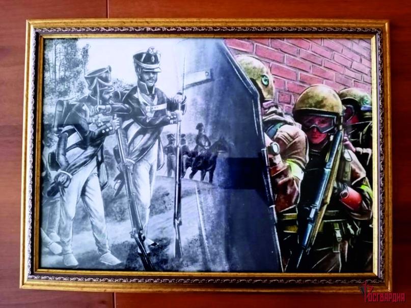 В Росгвардии Томской области прошёл второй этап смотра-конкурса художественной самодеятельности «Солдаты антитеррора», изображение №9