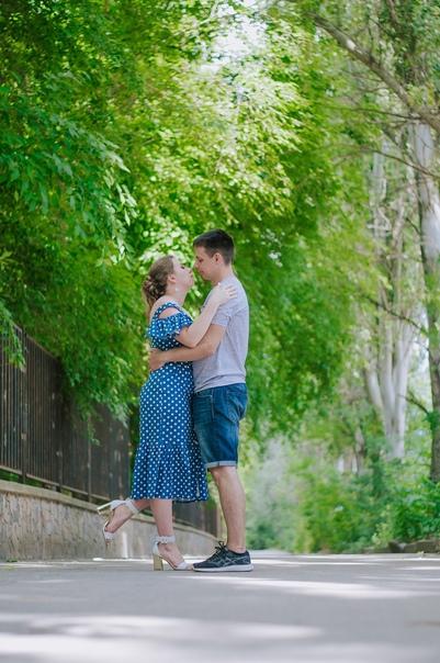 Фотосессия Love Story в Феодосии. 06.20