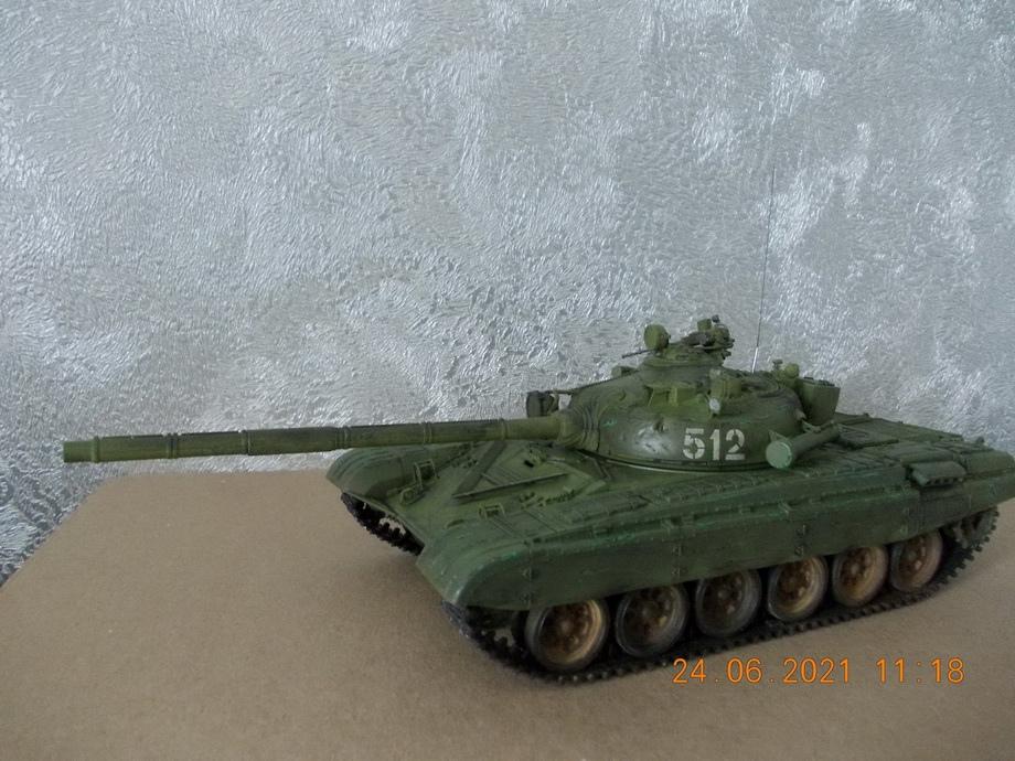 "Т-72М1, 1/35, ""Тамия"", кат.№35160 BjHxUD-jcl8"