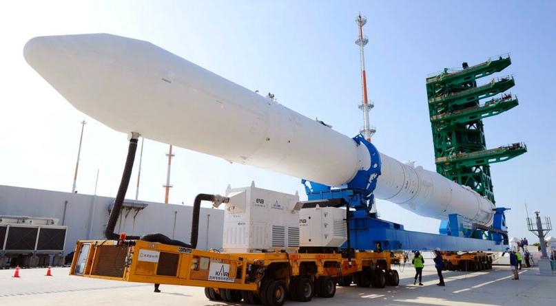 Южная Корея потратит 593 миллиона долларов на передачу ракетных технологий от го...