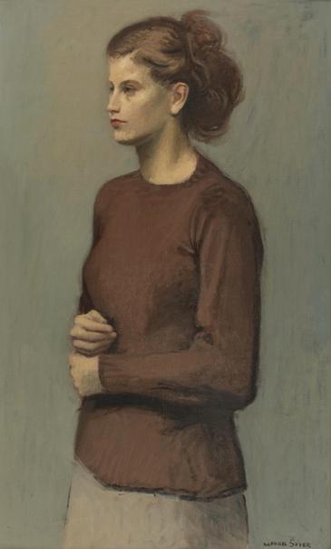 Рафаэль Сойер (англ. Raphael Soyer; 25 декабря 1899, Борисоглебск, Тамбовской губернии  1987, Нью-Йорк), американский художник-реалист XX века российского происхождения.