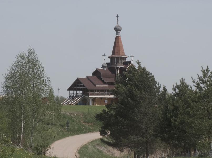 Церковь Нила и Германа Столобенских