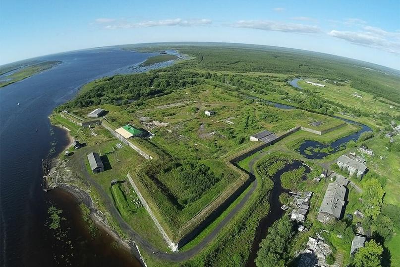 На подготовку Новодвинской крепости к реставрации выделен 21 млн рублей