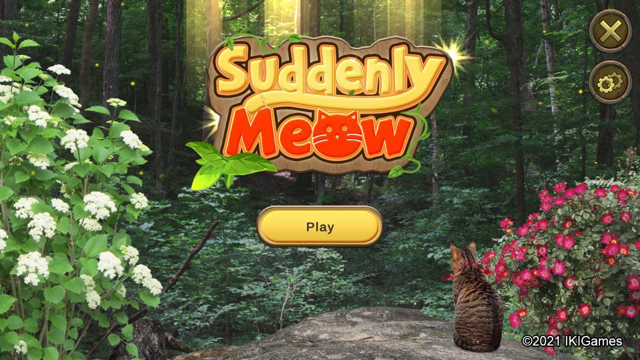 Suddenly Meow (En)
