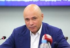 Игорь Артамонов поздравил липчан с Днем города и Днем металлургов