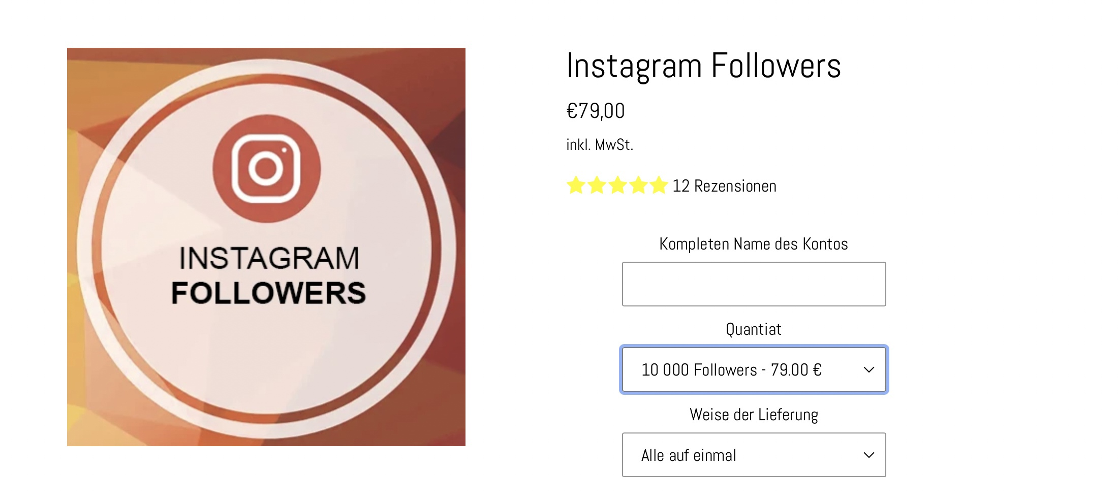 Instagram Followers kaufen ist jetzt einfach und sicher, image #1