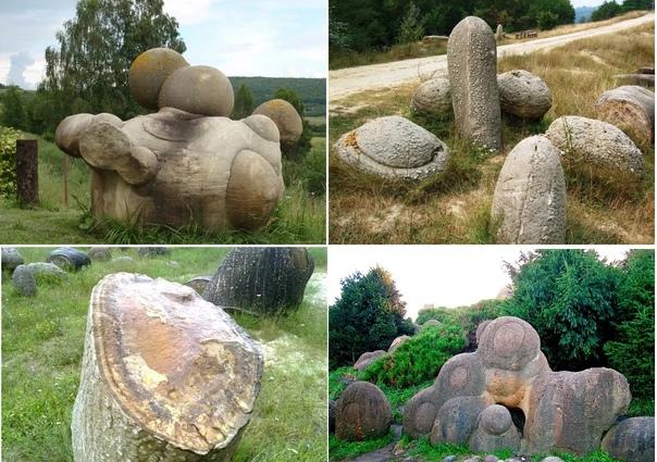 Трованы - живые камни