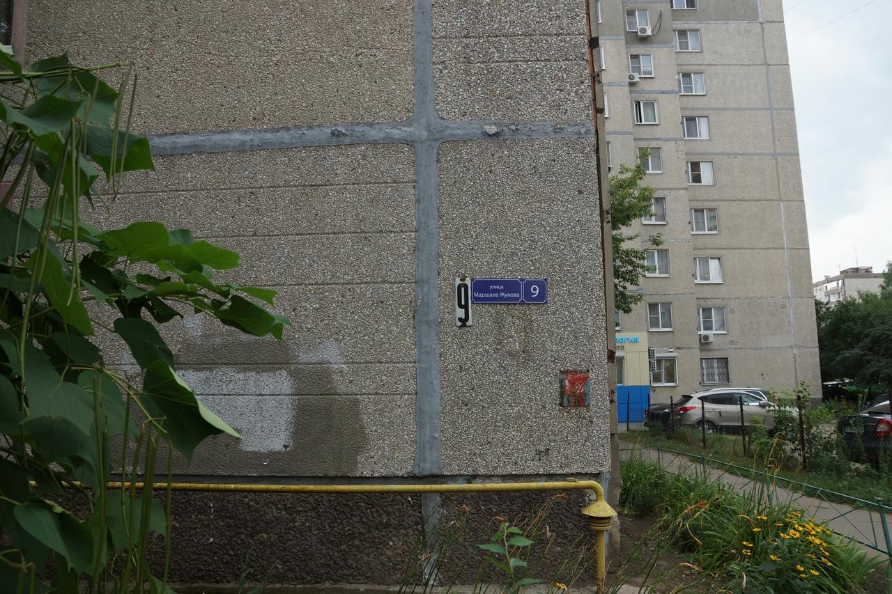 На Маршала Жукова, 9 открыт подвал, трубы в нем протекают из-за чего развелись п...