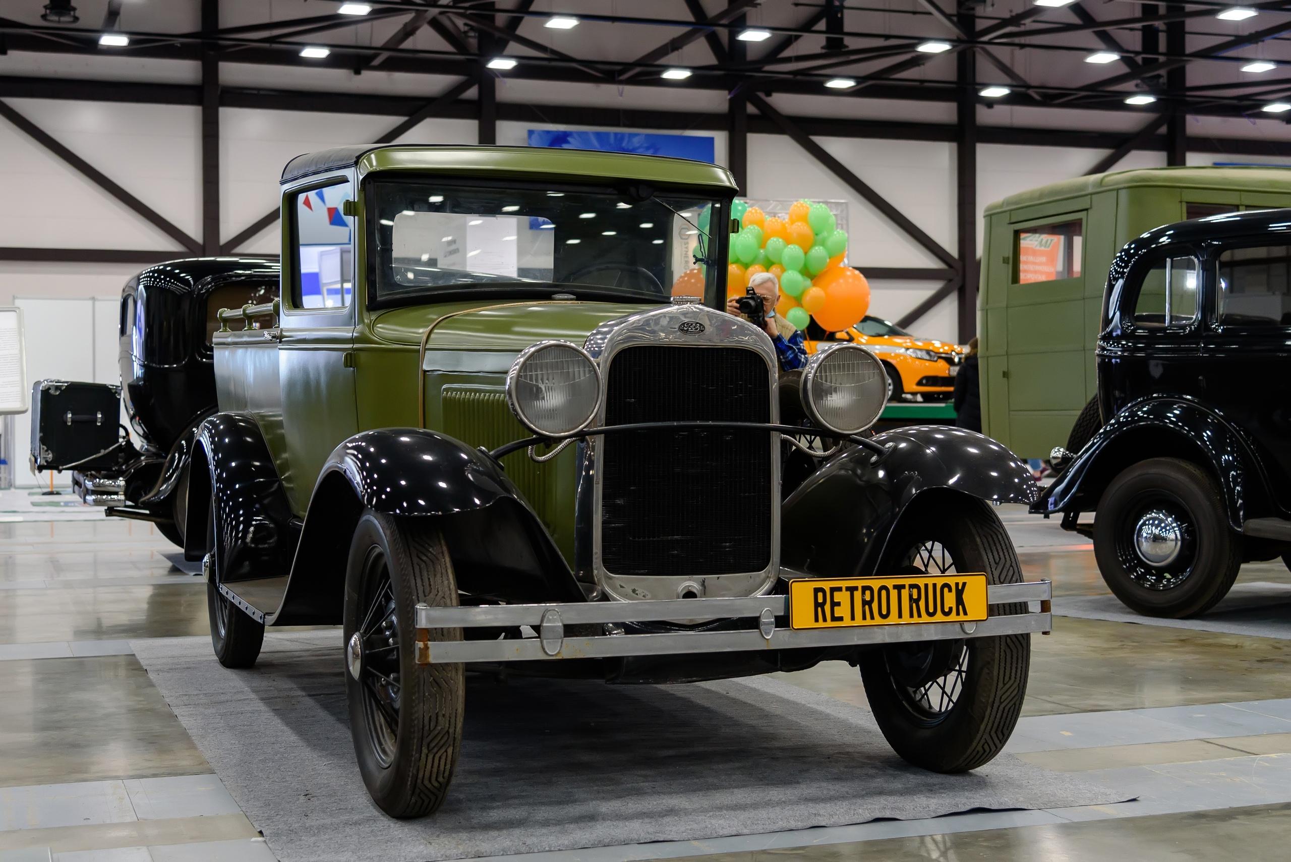 ГАЗ-4 Пикап