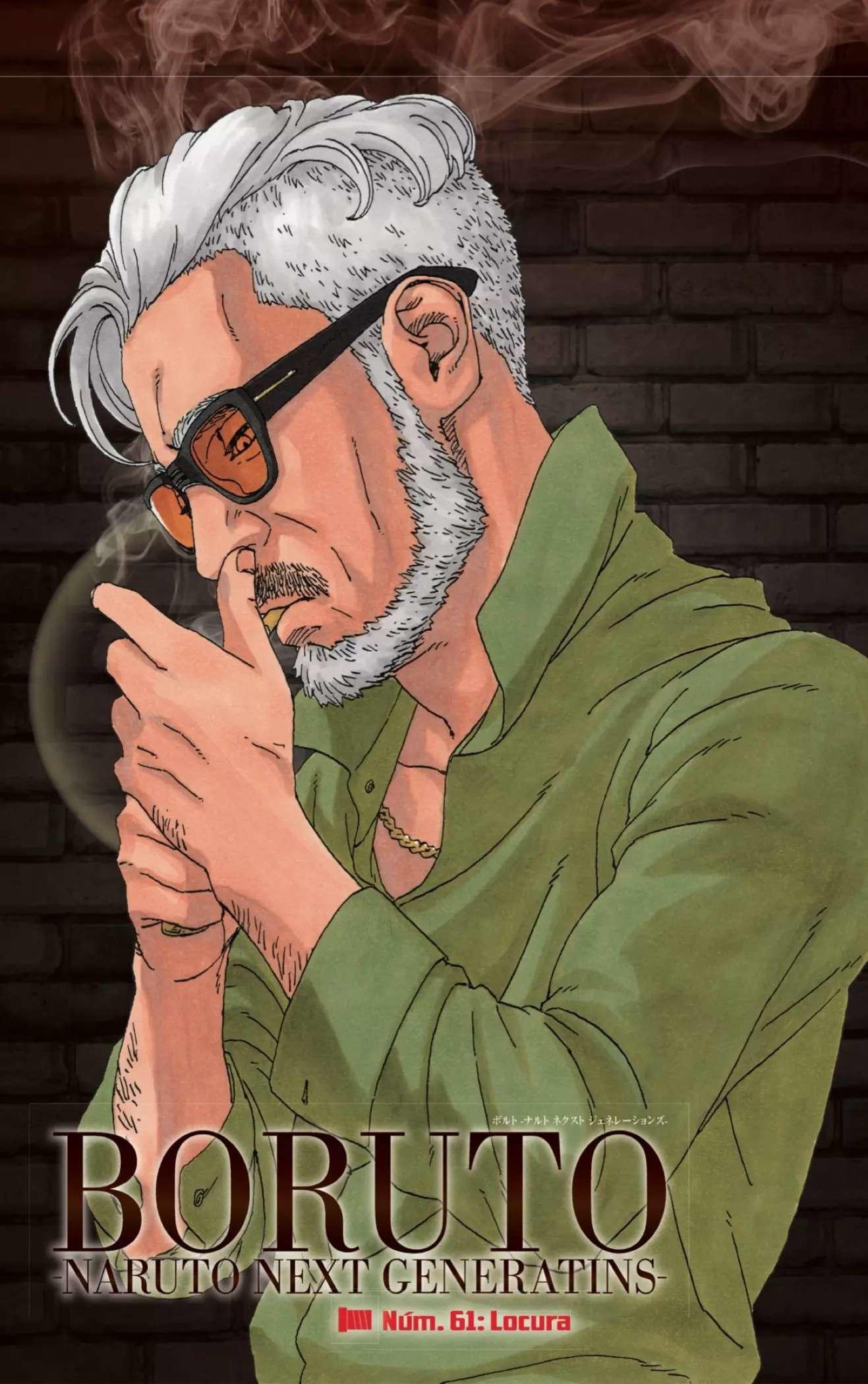 Boruto Manga Capitulo 61, image №1