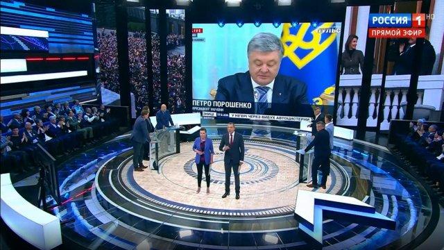 60 минут • Эфир от 13.05.2019 (18:50). Глава МИД Украины грозится выйти из Минских соглашений из-за отсутствия