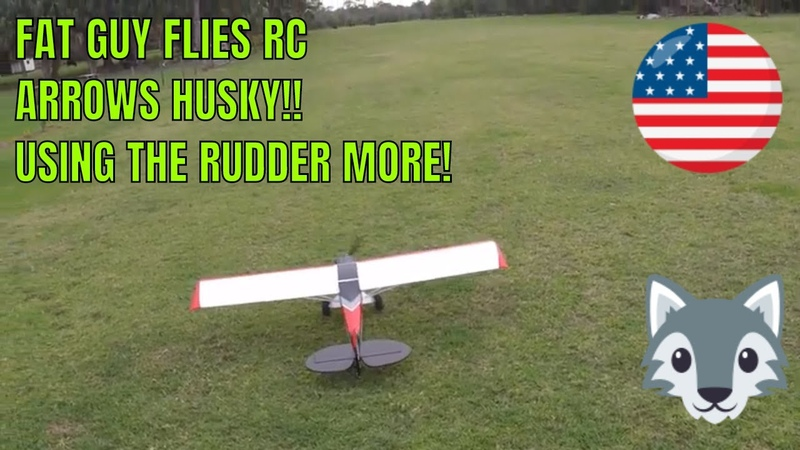 Using your Rudder Husky style