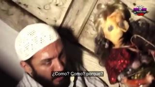 Dabbe Cin Carpmasi (2013): Escena de Brujería