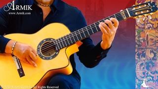 Armik - Golden Touch - (Official) Spanish Guitar, Nouveau Flamenco Music