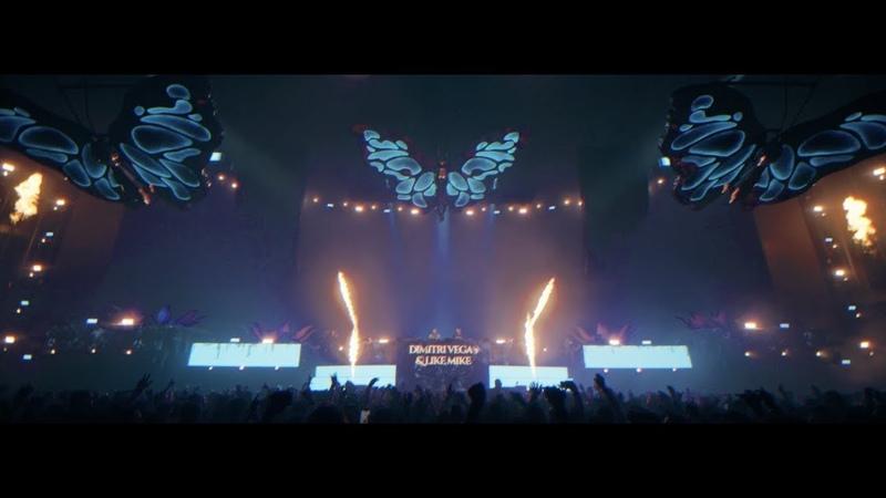 Dimitri Vegas Like Mike vs. Angemi - Garden Of Madness (intro)