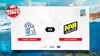 Lyngby Vikings vs NAVI Junior - Malta Vibes - bo1 - de_vertigo [TheCraggy]