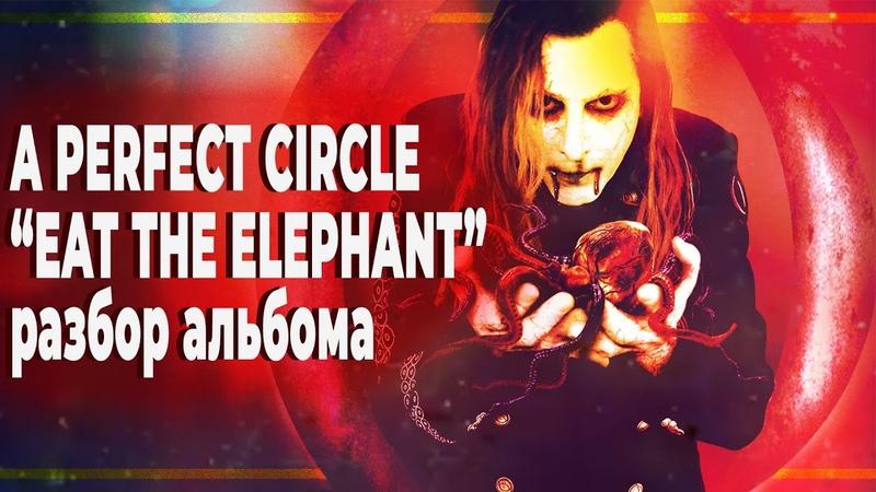 Мировая бойня или мировое братство Разбор альбома Eat the Elephant группы A Perfect Circle